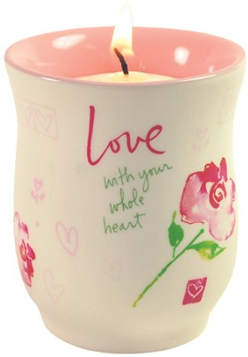 Love Tea light  -     By: Kathy Davis