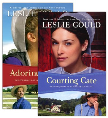 The Courtship of Lancaster County Series, Volumes 1 & 2  -