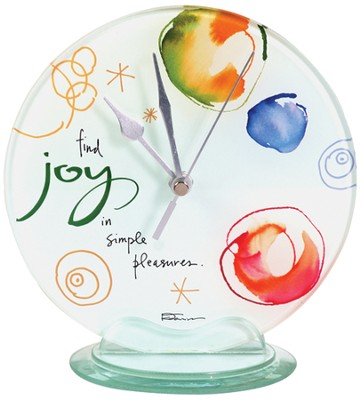 Joy Clock  -     By: Kathy Davis