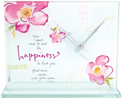 Happiness Clock  -     By: Kathy Davis