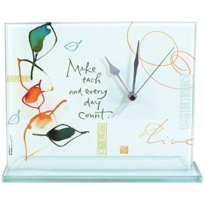 Make Each and Every Day Count Clock  -     By: Kathy Davis