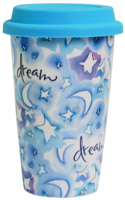 Dream Travel Mug  -     By: Kathy Davis