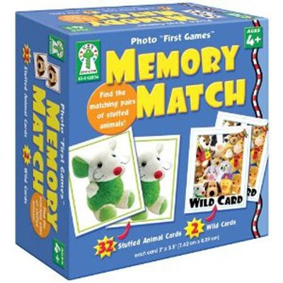 Photo First Games: Memory Match   -