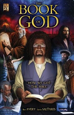 The Book of God - PDF Download  [Download] -     By: Ben Avery     Illustrated By: Saltares Javier