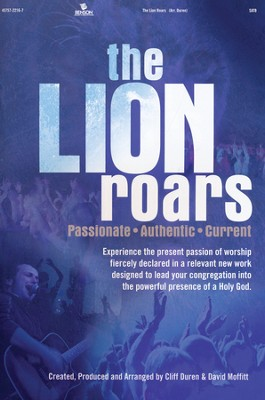 The Lion Roars  - Slightly Imperfect  -
