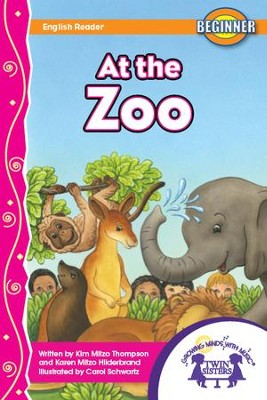 At the Zoo - PDF Download  [Download] -     By: Kim Mitzo Thompson, Karen Mitzo Hilderbrand     Illustrated By: Carol Schwartz