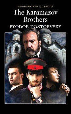 Brothers Karamazov, The   -     By: Fyodor Dostoevsky