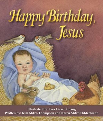 Happy Birthday Jesus - PDF Download  [Download] -