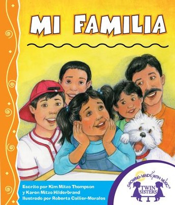 Mi Familia - PDF Download  [Download] -     By: Kim Mitzo Thompson, Karen Mitzo Hilderbrand     Illustrated By: Roberta Collier-Morales