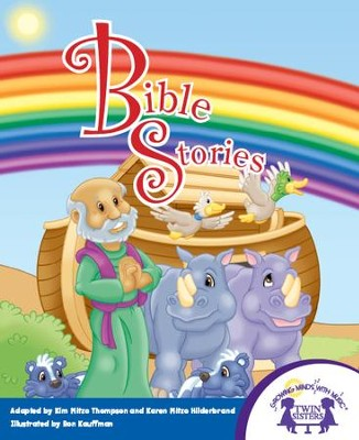 Bible Stories Collection - PDF Download  [Download] -