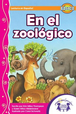 En El Zoologico - PDF Download  [Download] -     By: Kim Mitzo Thompson, Karen Mitzo Hilderbrand     Illustrated By: Carol Schwartz