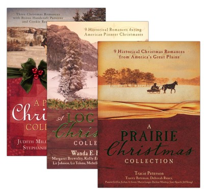 Historical Christmas Collections, 3 Volumes  -