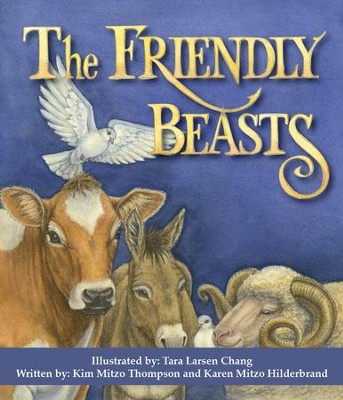 The Friendly Beasts - PDF Download  [Download] -