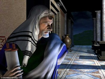 Nicodemus  [Download] -     By: Eikon Bible Art