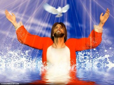 Baptism of Christ  [Download] -     By: Eikon Bible Art
