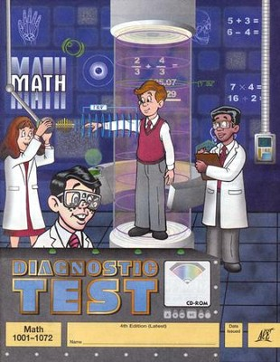 Math Diagnostic Test PACEs 1001-1072   -