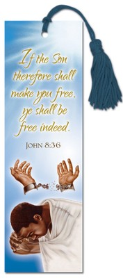 Set You Free Bookmark  -