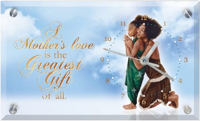 A Mother's Love Clock  -