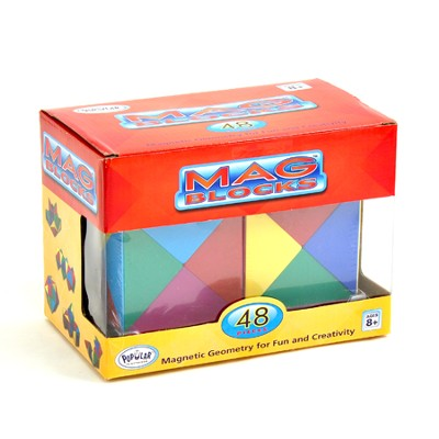 Mag-Blocks 48 Piece Set  -