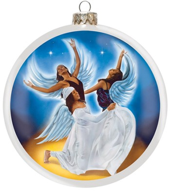 Angels Trio Ornament  -
