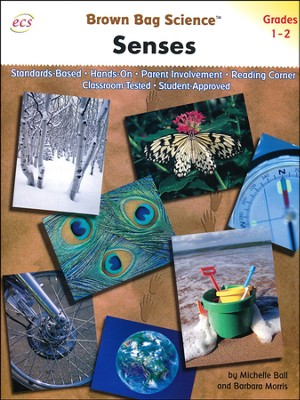 Brown Bag Science: The Senses, Grades 1 & 2   -