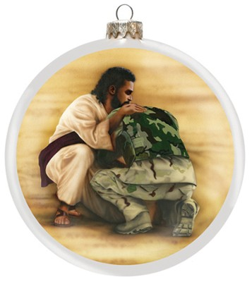 For the Troops Ornament  -
