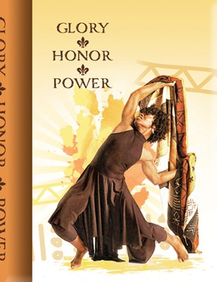 Glory, Honor, Power Journal  -