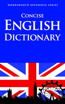 Concise English Dictionary  -     By: G. Davidson