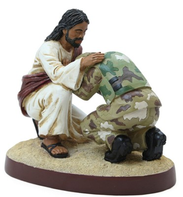 For the Troops Figurine  -