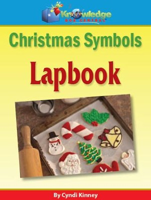 Christmas Symbols Lapbook - PDF Download  [Download] -     By: Cyndi Kinney