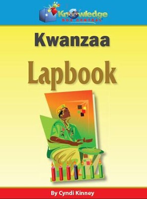 Kwanzaa Lapbook - PDF Download  [Download] -     By: Cyndi Kinney