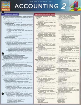 Accounting 2 Chart   -     By: Homeschool