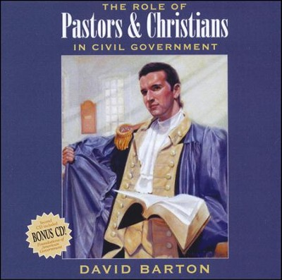 The Role of Pastors & Christians in Civil Government/Foundations of American Government Audiobook on CD  -     By: David Barton