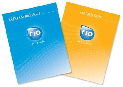 Rio Digital Kit-Early Elem & Elementary-Fall Year 1   [Download] -