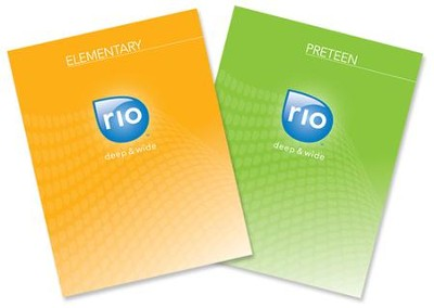 Rio Digital Kit-Elementary & Preteen-Fall Year 1   [Download] -