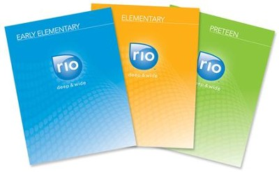 Rio Digital Kit-Early Elem/Elem/Preteen-Fall Year 1   [Download] -