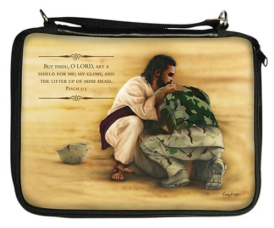 For the Troops Bible Organizer Cover  -