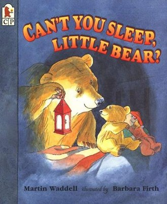 Can't You Sleep Little Bear? Softcover   -     By: Martin Waddell