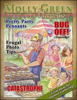 Molly Green Magazine: Let's Head Outdoors - PDF Download  [Download] -     By: The Old Schoolhouse