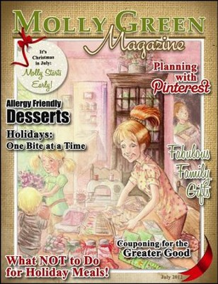 Molly Green Magazine: Christmas in July - PDF Download  [Download] -     By: The Old Schoolhouse