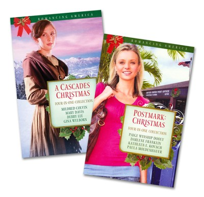 Christmas Novella Collection, 2 Volumes   -