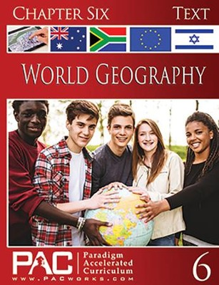 World Geography, Chapter 6, Text   -