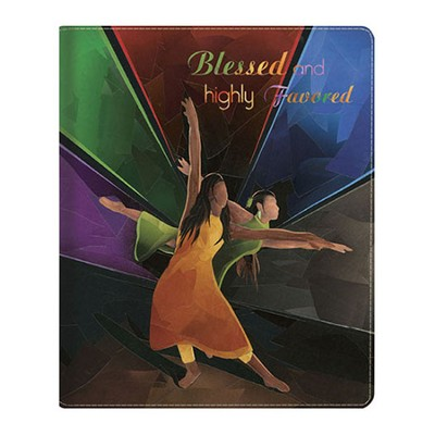 Blessed and Highly Favored iPad Cover  -     By: Dorothy Allen