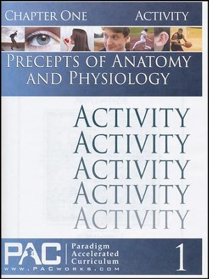 Precepts of Anatomy & Physiology   Chapter 1 Activity Book  -