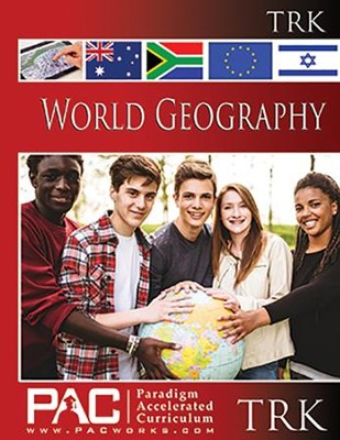 World Geography, Teacher's Resource Kit     -