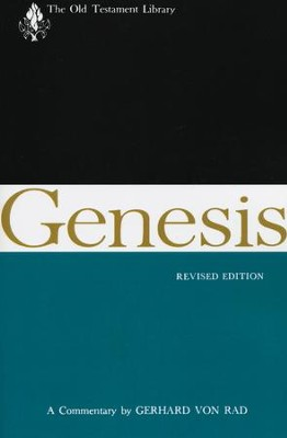 Genesis: Old Testament Library [OTL]  -     By: Gerhard von Rad