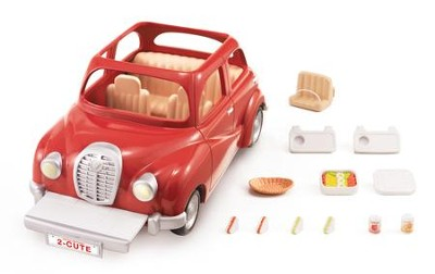 Calico Critters, Cherry Cruiser  -