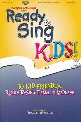 Ready to Sing Kids!   -