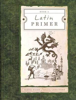 Latin Primer 2: Student, 4th Edition   -     By: Martha Wilson