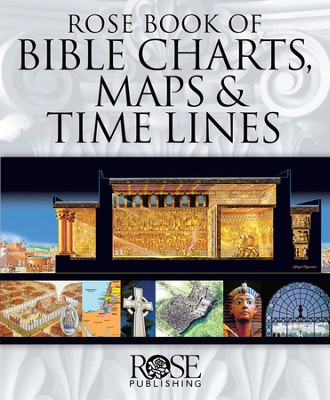 Rose Book of Bible Charts, Maps, Time Lines, Vol. 1 - PDF Download  [Download] -